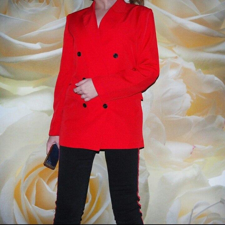 Red Blazer 4