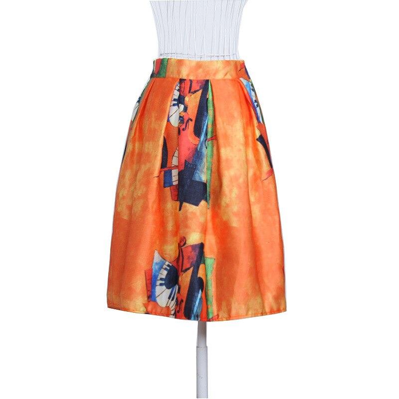 простая юбка солнце для девочки