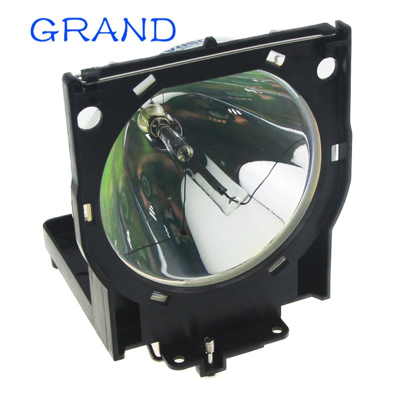 Projector lamp bulb POA-LMP29 LMP29 / 610-284-4627 lamp for SANYO Projector PLC-XF20 PLC-XF21 with housing HAPPY BATE lamp housing for sanyo 610 3252957 6103252957 projector dlp lcd bulb