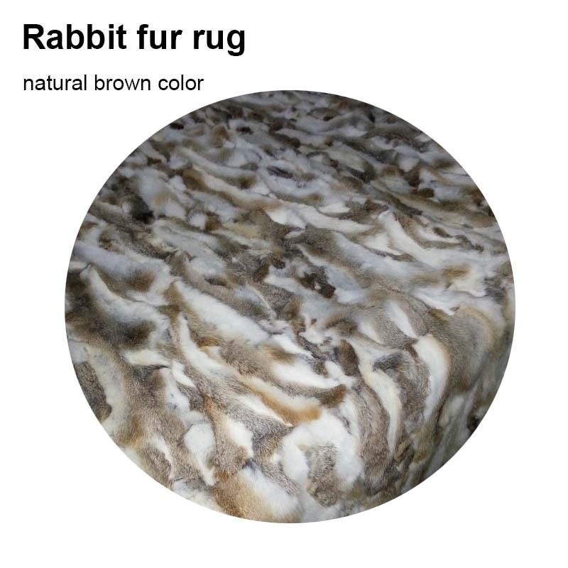 rabbit fur carpet 7