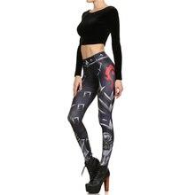 2017 New Design Spring Summer WOW OF THE HORDE Legins Popular Fashion Leggins Printed Women Leggings