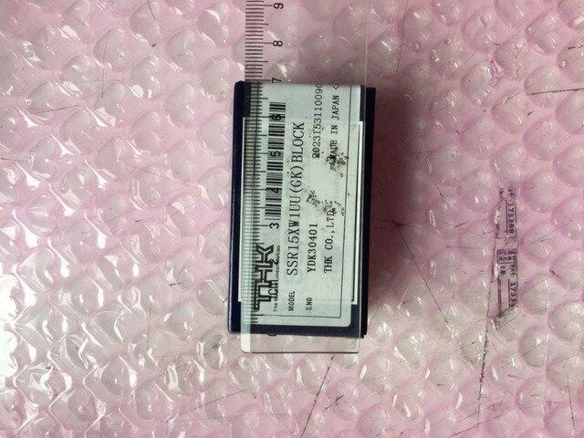 Pièces à jet dencre roland imprimante THK ssr-15xw modèle bloc de curseur en métal pour roland VP540i XJ540 XJ640 XJ740 SJ540 SJ640 SJ740 RA640