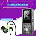 XDuoo X10 DSD HIFI Música Lossless Player Portátil de Alta Resolução Suporte de Saída Óptica Melhor do que XDUOO DAP X3 + Free presente