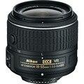 Nikon 18-55mm f/3.5-5.6G VR II AF-S DX NIKKOR Lens For Nikon D3200 D3300 D5000 D5200 D5300 D5500 D80 D90 D7000 D7100 D7200