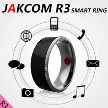 Giyilebilir cihazlar Jakcom R3 akıllı yüzük elektronik CNC Metal Mini sihirli halka IC / ID / NFC kart okuyucu NFC cep telefonu için