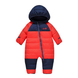 Newest Winter Snowsuit Children Baby Clothes Duck Down Romper Outdoor Infant Girls Overalls for Boys Kids Jumpsuit 1-4 Years