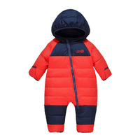 Newest Winter Snowsuit Children Baby Clothes Duck Down Romper Outdoor Infant Girls Overalls for Boys Kids Jumpsuit 1 4 Years
