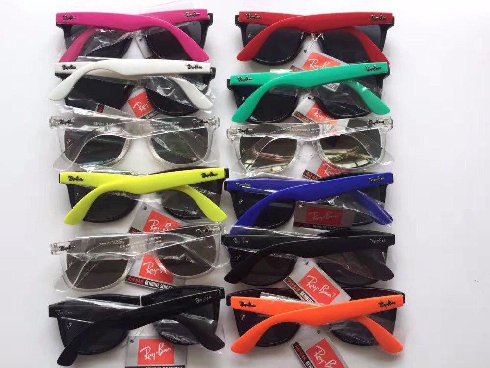 60100472e Óculos Ray Ban RB2140 Proteção UV - Rei do Relógio