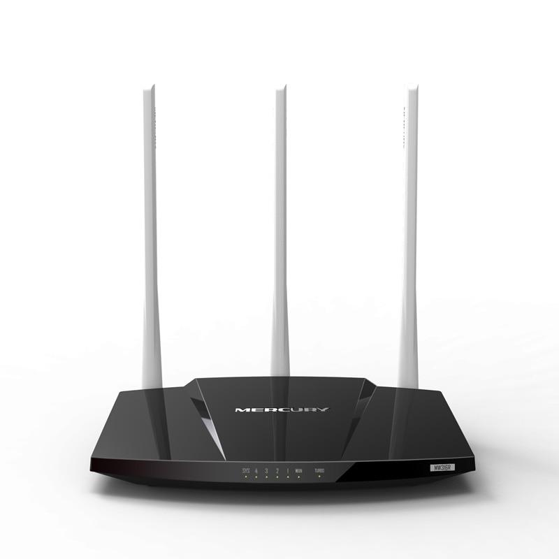 Routeur sans fil Mercury WiFi MW316R routeur sans fil 300 Mbps AP routeur avec contrôle de bande passante IP routeur Wifi amplificateur de Signal Wifi