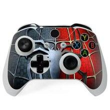 2 шт. Наклейка виниловая Дизайн для Xbox один контроллер с Стикеры кожи