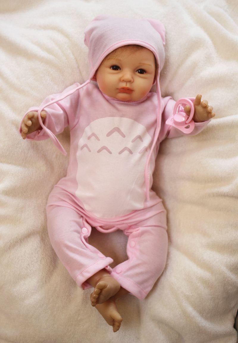 55 cm bebe Reborn bébés réaliste Silicone Reborn poupées nouveauté réaliste bébé Reborn jouets pour enfant cadeau d'anniversaire