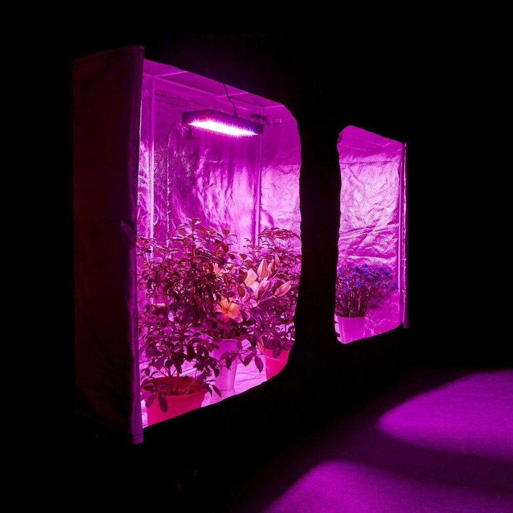 LED élèvent le plein spectre léger 300W 600W 800W 1000W 1200W 1500W 1800W 2000W W Double puce rouge/bleu/UV/IR pour des plantes d'intérieur VEG BLOOM - 6