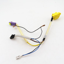 ZUCZUG Volante Conductor Cable Harness Para VW Golf MK5 Jetta MK5 Seat León Conejo Tiguan Touran Caddy Passat B6 1K0 971 584 C(China)
