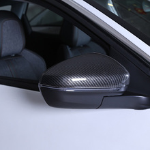 Free Shipping High quality Motor Car Automobile Rearview Mirror Cover For Peugeot 4008 5008