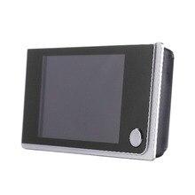 Multifunctional LCD Screen Door View Camera