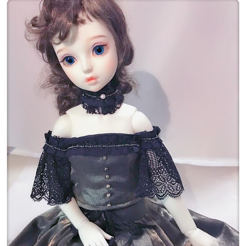 OUENEIFS Lorina  bjd sd dolls 1/3 body model  girls boys eyes High Quality toys  shop resin Free eyes 1