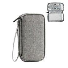 купить Digital Accessories Storage Bag Portable Waterproof USB Cable Earphone Charge Pal Organizer Makeup Bag Travel Pouch по цене 487.73 рублей
