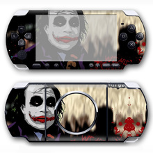 Joker Customizable for Sony PSP 3000 Skin Stickers Custom Made Personalized Decal #TN-PP3000-281