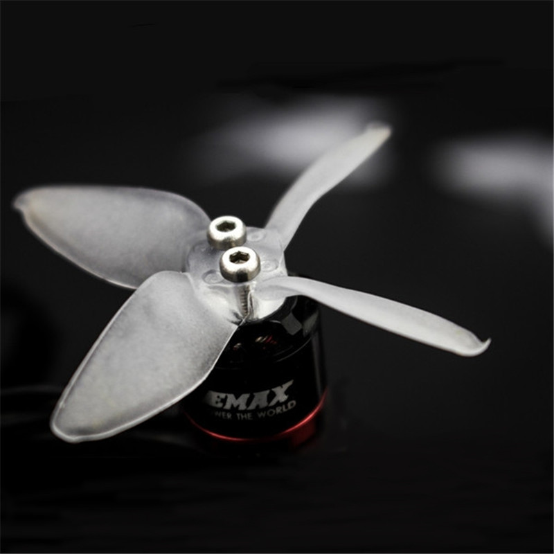 Best Deal 6 Pairs Emax AVAN Micro 2 Inch CW CCW 4 Blade Propeller for 1106 4500-6500KV Motor RC Models Multicopter Spare Parts t motor 1255 three hole carbon fiber propeller cw ccw for rc aircraft 2 pairs