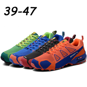 39-47 Fashion Hiking Boots Men Trekking Shoes Sneakers Woodland Shoes Light Mountain Climbing shoes zapatos senderismo hombre