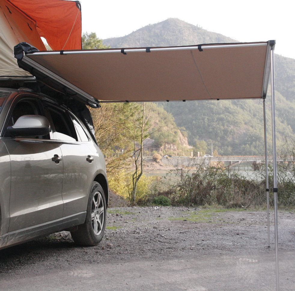 Yongkang Factory sell C&ing car roof top tent car side awning-in Tents from Sports u0026 Entertainment on Aliexpress.com | Alibaba Group & Yongkang Factory sell Camping car roof top tent car side awning-in ...