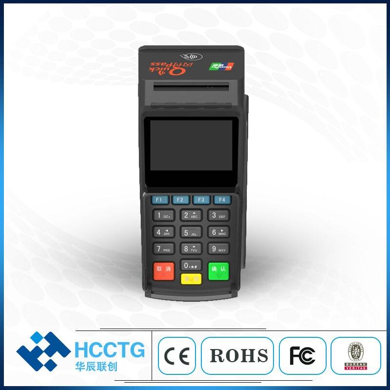 Interface USB/RS232 à la Machine de paiement facultative de protection de goupille de cryptage d'atmosphère avec MSR Z90PD