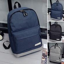 Мужской женский унисекс рюкзак для ноутбука, рюкзак для работы и путешествий, школьные сумки, ранец