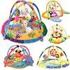 New Arrival Soft Baby Play Mat Baby Music Playmat Kids Carpet Children Playmat Newborn Gym Mat