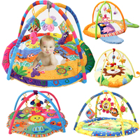 New Arrival Soft Baby Play Mat Baby Music Playmat Kids Carpet Children Playmat Newborn Gym Mat