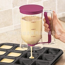 cake batter dispenser Household products bakeware maker diy cooking tools 900ml