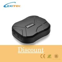 Lexitek-localizador GPS TKSTAR TK905 TK905B para coche, mapa de Google, batería de larga duración de 5000MAH, rastreador GSM GPRS