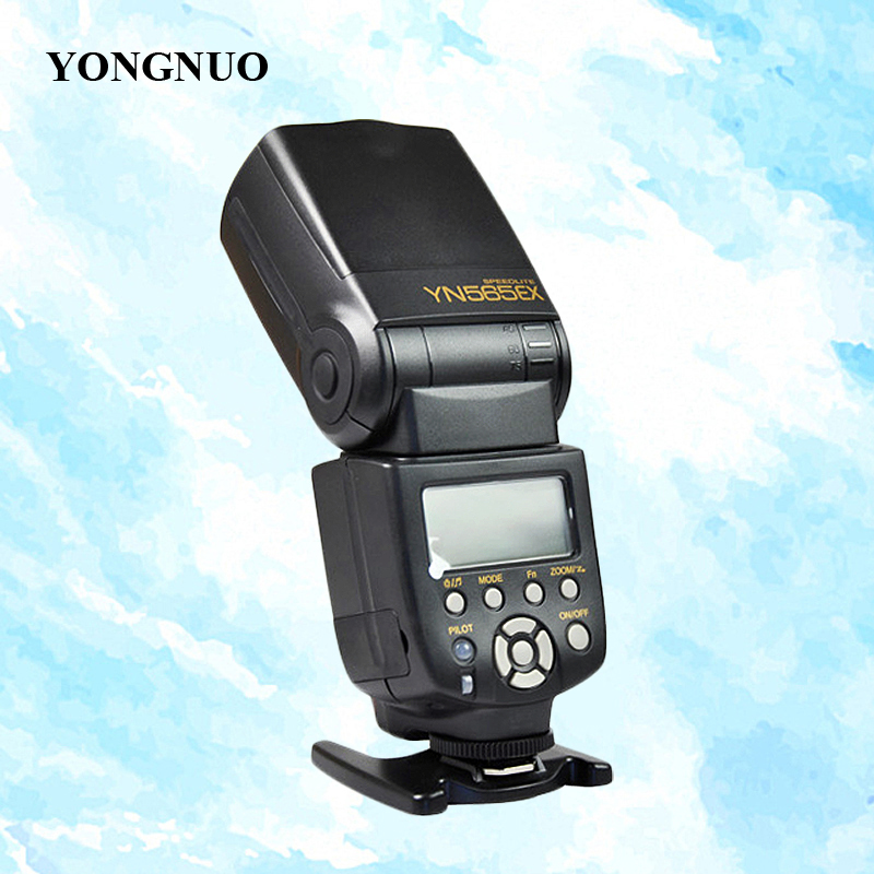 YONGNUO YN-565EX TTL Flash Speedlite YN565EX Flashlight for Nikon D7000 D7100 D300 D300s D60 D90 D80 D800E DSLR Camera yongnuo i ttl flash speedlite yn 565ex yn565ex speedlight for nikon d7000 d5100 d5000 d3100 d3000 d700 d300 d300s d200 d90 d80