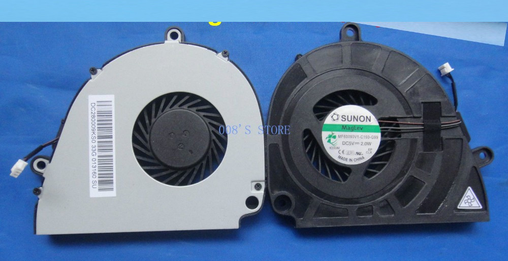 CPU Cooler Fan For ACER ASPIRE 5750 5755 5350 5750G 5755G V3-571G V3-571 V3-551 E1-531G E1-471 E1-571 V3-551G MF60090V1-C190-G99