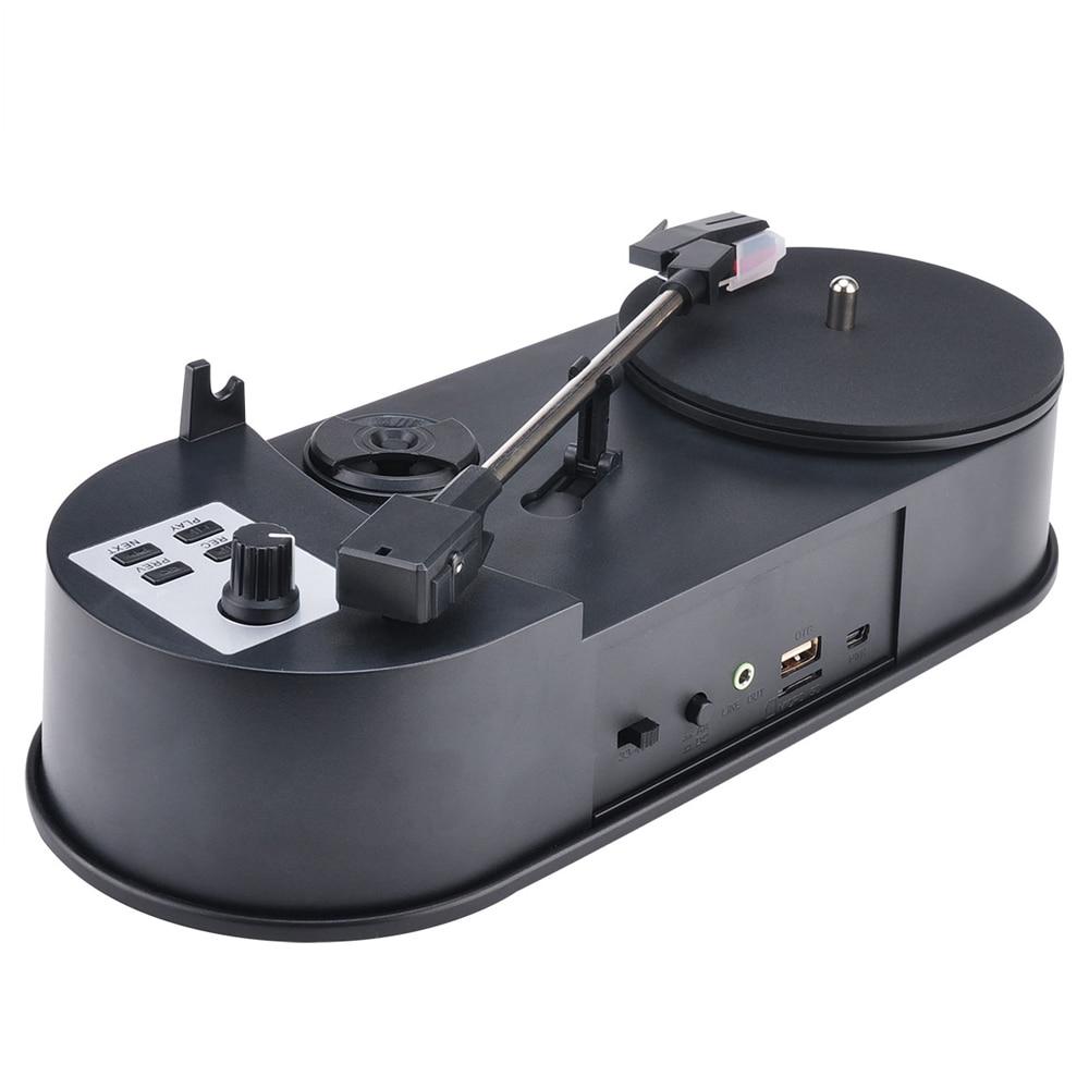 Spielen Plattenspieler Einzelnen Oder Rekord Es Zu Mp3 Sparen In Usb Flash Disk/sd Karte Flight Tracker Phonographe Player & Konverter Kein Pc Benötigen Hohe Sicherheit 33/45prm