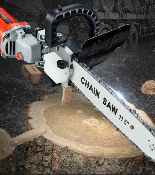 DIY Electric Saw Chain Chainsaw Stand Bracket Set Wood Cut For 100 115 125 150 Angle Grinder And Bosch Grinder