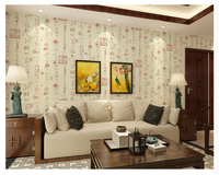 beibehang wall papers home decor Classic fashion interior suitable for bedroom living room dining room non woven 3d wallpaper