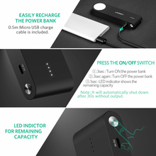 Ugreen 2200mAh Wireless Charger for Apple Watch 3/2/1 38mm & 42mm MFi Certified Portable Power Bank for iPhone X/8 Smartphone