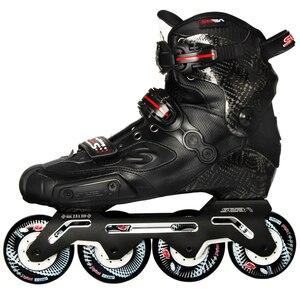 Image 3 - 100% Original 2020 Neueste SEBA S Rutsche Professionelle Erwachsene Inline Skates Kohlenstoff Faser Schuhe Slalom Schiebe Freies Skating Patines