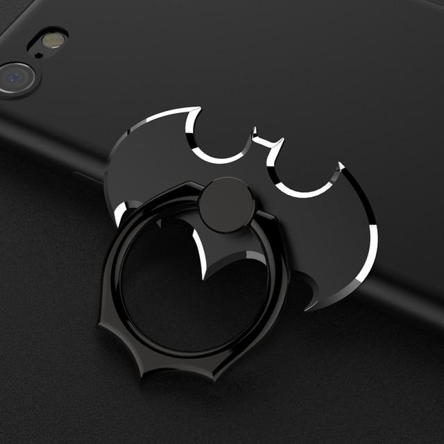 Batman Aluminum Metal Universal Finger Ring 2