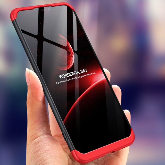 super popular 4fe5f 1c1b2 VIVOY85 Luxury 360 Degree Case For VIVO Y85 Cases With Tempered Glass Full  Cover For VIVO Y85 Y 85 Phone Case 6.26''