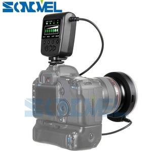 Image 5 - Meike FC 100 FC100 LED Flash Danneau Macro Lumière pour Nikon D4s D5 D3x D500 D600 D800 D810 D750 D3200 D3400 D5600 D5300 D7500 D7200