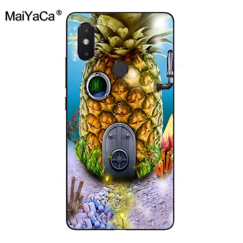 Maiyaca Warna Rempah-rempah Di Kayu Sendok Memasak Buah Manis Kasus Telepon untuk Xiaomi Mi 8 Se 6 Note3 Mix2 Redmi 5 Plus Catatan 5 Kasus