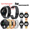 Watch Band Genuine Stainless Steel Bracelet Quick Replacement Fit Band Strap Wristband For Garmin Forerunner 935