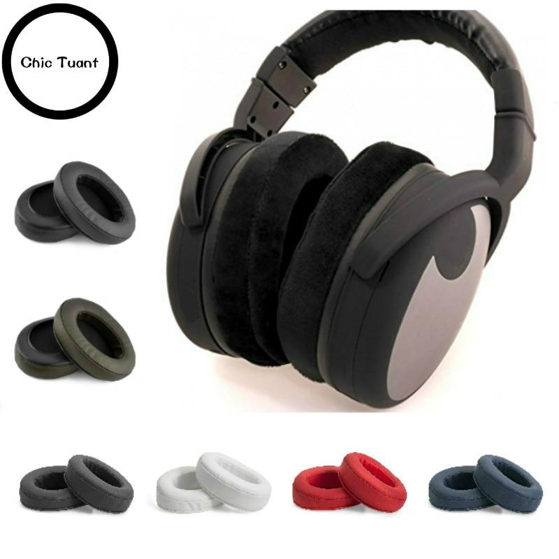 Replacement Ear Pad Ear Cushion Ear Cups Ear Cover Earpads Repair Parts for Brainwavz HM5 HM 5 Headphones