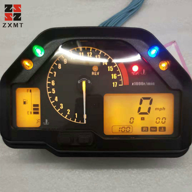 ZXMT US Version MP H Motorcycle Speedometer Gauges Odometer For Honda CBR 600RR 2003 2006 2004