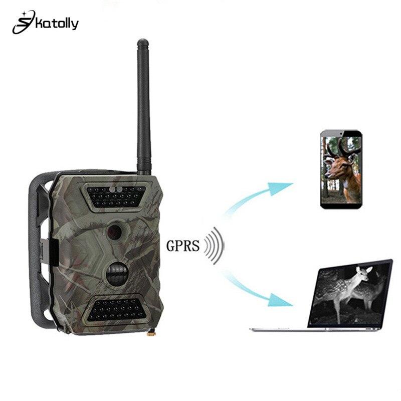 Skatolly 940NM Hunting Camera S680M 12MP HD1080P 2 0 LCD Trail Camera With MMS GPRS SMTP