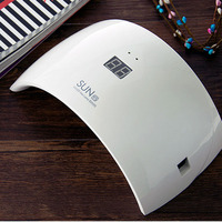 UVLED SUN9c SUN9s 24W Professional UV LED Lamp Nail Dryer Polish Machine for Curing Nail Gel Art Tool