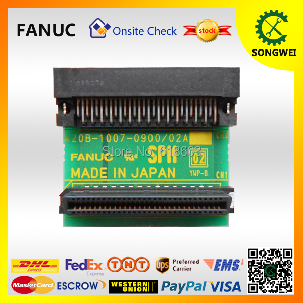 A20b-1007-0900 fanuc connecting plate A20b-1007-0900 pcb circuit board дутики der spur der spur de034amwiz28