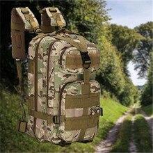 HEFLASHOR   Backpack Military Backpack Waterproof  Rucksack Outdoor Sports Camping Hiking Fishing Hunting Bag