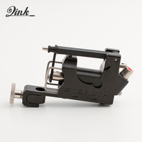 QINK Stealth 2.0 Rotary Tattoo Machine Permanent Makeup Tattoo Tools Clip Cord& RCA Connector for Needles Disposable Grips Tubes